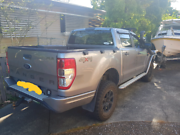 2015 Ford Ranger   sliding draws  & 12v  fridge/freezer sliding Wynnum West Brisbane South East Preview