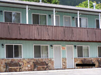 Creston,BC 12 Unit Motel with 2 bedroom apartment Prime Downtown
