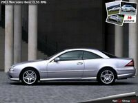 WANTED MERCEDES CL500 CL55 AMG c215