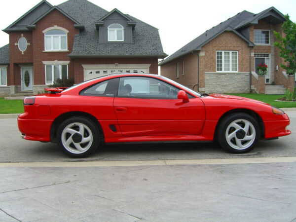 1992 Dodge Stealth R/T Twin Turbo AWD Coupe (2 door)
