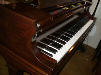 Heintzman piano--fabulous 6-foot GRAND