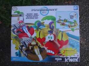 Brand new in box - Mario Kart Circuit Start Line Knex