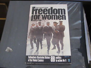 Fight for Freedom for Women Ballantine's Illustrated #9