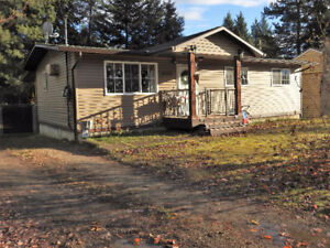 4160 Squilax-Angelmont Road, Salmon Arm - home in Scotch Creek!