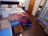 Comfy Room in Multinational House 15 min from Central London, Stratford Area