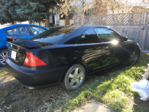 2004 Honda Civic Sport coupe