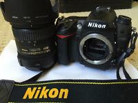 Price Reduced!!!Nikon D7000, Nikkor 18-200mm lens,much more...