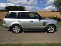 Range Rover Vogue 4.4 V8 Auto. Years Mot. Low Miles. Service History.