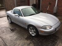 Mazda MX5-S. 2000 Model. *** Immaculate *** P/X or Swap Minibus , Campervan or Range Rover.
