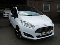 2016 16 FORD FIESTA 1.0 ZETEC WHITE EDITION AUTUMN 5D 99 BHP