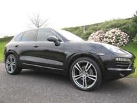 2010 Porsche Cayenne 3.0TDI V6 Tiptronic S **TURBO ALLOYS**4X4**