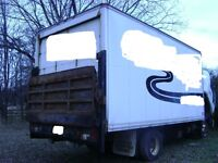 storage box  $500.00!! ,T7500 cab/chassis $2995.00