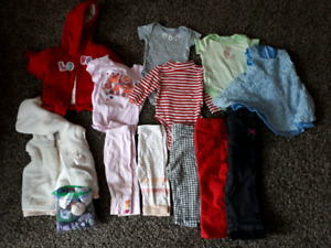 Toddler Girls 12-24 mo clothes