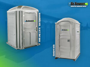 Fort McMurray Portable Toilet Rentals