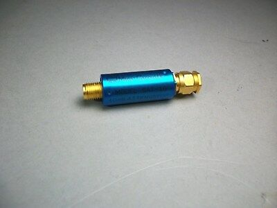 Mini-circuits Model Sat-10 Attenuator 50 Ohm 10 Db Dc To 1500 Mhz