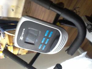 XT201 X Terra recumbent bike