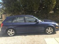2002 Mazda Protege 5 ~ $3000.00 as-is OBO