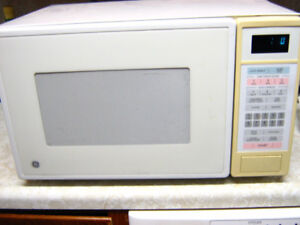 Microwave - works well.