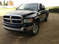 2004 Dodge Power Ram 1500 SLT-33inch tires-Lifted 3 inches