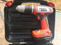 Black and Decker Hammer Drill