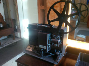 Super Eight Movie Projector