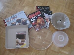 Different articles for microwave