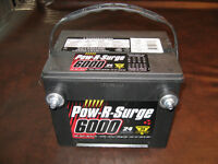 Pow-R-Surge 6000 Car Battery