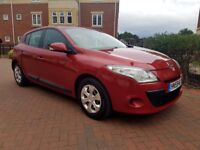 Renault Megane 1.5 DCI 86 EXPRESSION (red) 2009