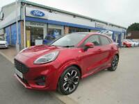 2020 Ford Puma 1.0 MHEV ST-LINE X 155PS MILD HYBRID MEGA SPEC HATCHBACK Petrol M