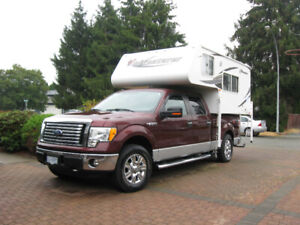 2012 Adventurer 80GS Camper 8 ft