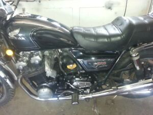 Selling my 1983 Honda CB1000 Custom,great shape