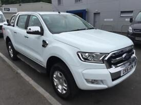 Ford Ranger 3.2TDCi ( 200PS ) 4x4 1 auto 2016MY Limited