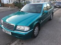 1998 Mercedes C Class c180 Cheap car Automatic