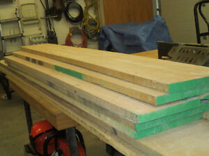 solid red oak 2 s 2 1 inch thick