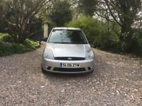 Ford Fiesta 1.4 TDCI, 13 services, new clutch and 1 owner
