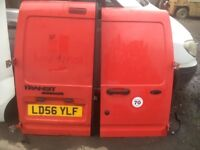 Ford transit connect rear doors 2003 onwards