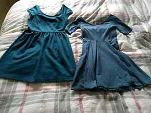 American Eagle and Talula dresses