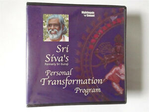 Sri Siva Personal Transformation 12 DVD Program