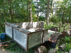 Utility Trailers/Boat and Trailer