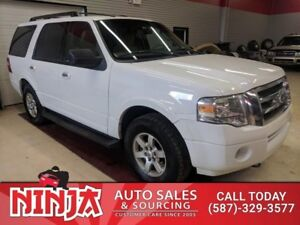 2010 Ford Expedition XLT Low Km Rare 8 Pass DVD New Tires And Mi