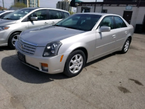 2007 CADILLAC CTS   ** SAFETY AND E-TEASTED**