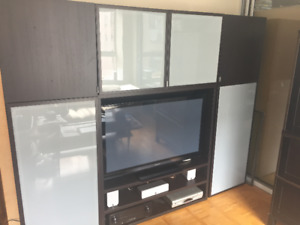 IKEA Besta Living Room Storage & TV Stand