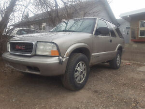 2005 GMC Jimmy 4X4 SLS Base SUV