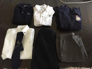 Nicholson Uniforms - Male and Female
