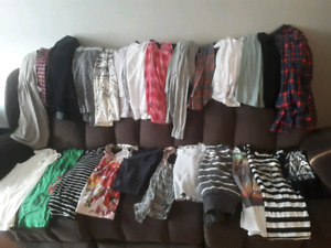 back to school or ladies clothing lot!