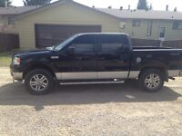 2005 Ford F-150 4x4 ($6500 Roush SUPERCHARGER !)