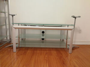 TV Stand ( Table ) , Audio Stand ( Tower ) & Speaker Stand
