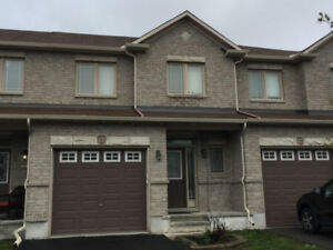 3 BR + 2.5 BATH SINGLE FAMILY TOWN HOUSE IN Kanata starting July