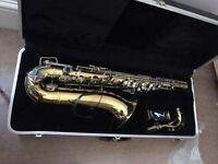 Stunning Selmer Bundy Tenor Saxophone