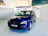 FORD FOCUS NEW SHAPE 1.6, 2006 PLATE, 12 MONTHS MOT, GREAT FAMILY CAR.